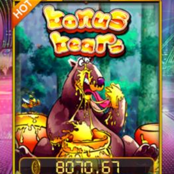 Bonus Bears SA : Play For Fun in Pussy888 Branded Online Casino 2020 @ Liveslot77