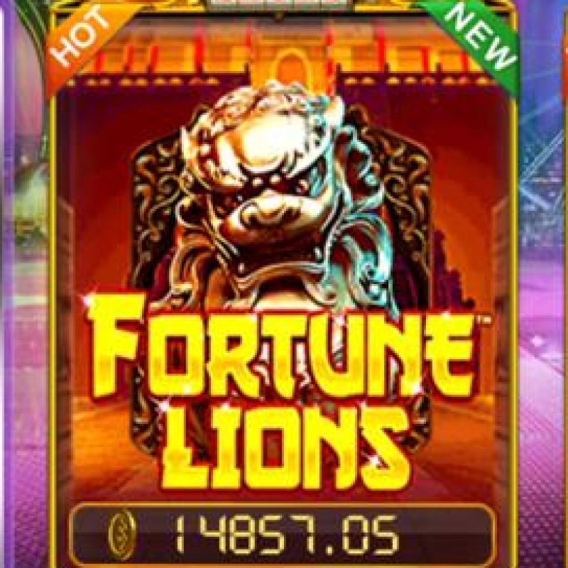 Fortune Lions SA : Pick The Right Casino To Spin in Pussy888 apk @ Liveslot77