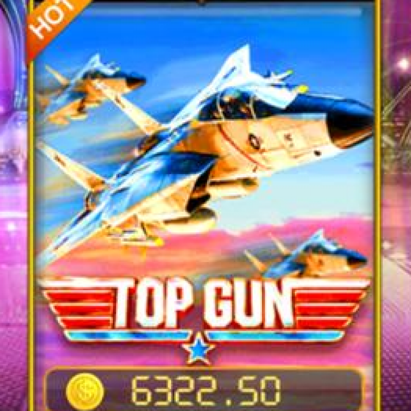 Top Gun SA : Tom Cruise's Top Movie Theme Slot in Pussy888 Games @ Liveslot77
