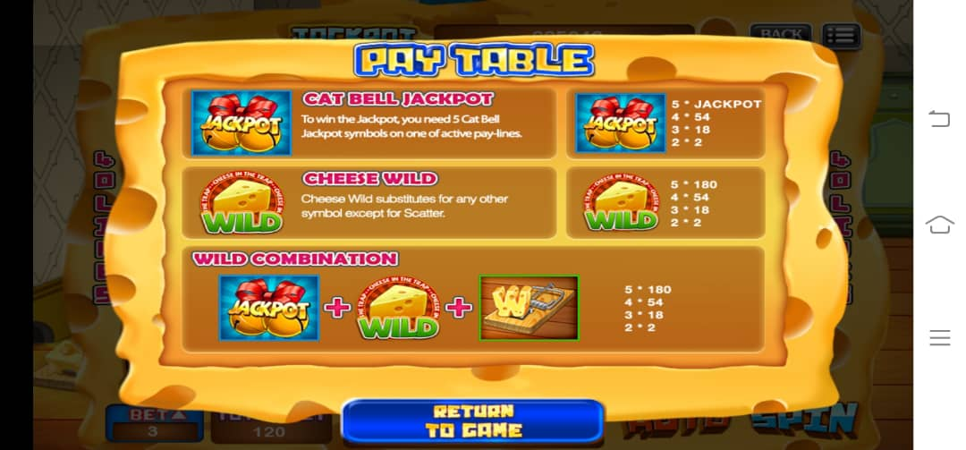 Jackpot & Wild of Cheese In The Trap Slot In XE88 Lucky Wheel_LiveSlot77