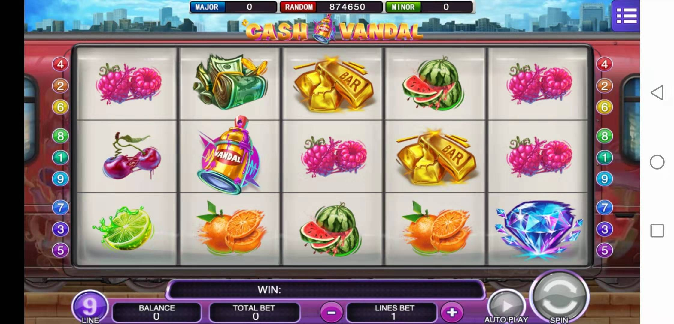 London, Paris & Berlin, Let's Travelling in Europe with Cash Vandal Slot Machine