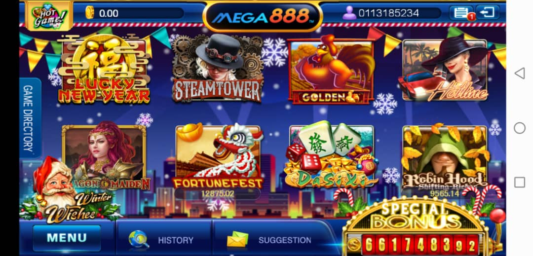 Conclusion of 财富盛宴 | Fortune Fest Slot Machine in Mega888 Malaysia with Trusted Online Casino Liveslot77