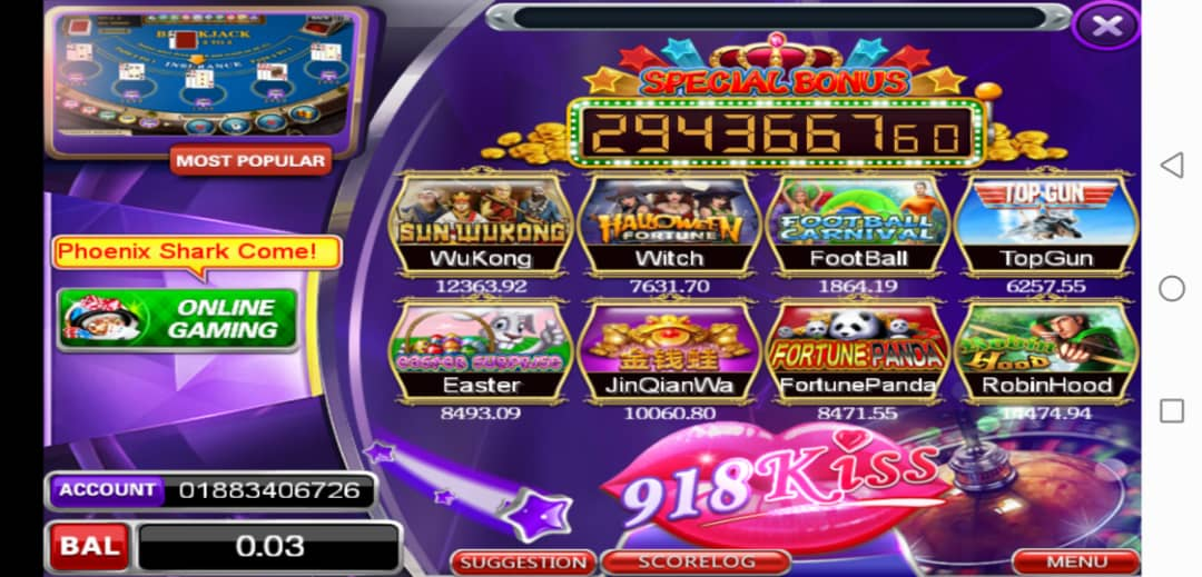 Halloween Fortune Online Slot in 918Kiss Android iOS Free Download