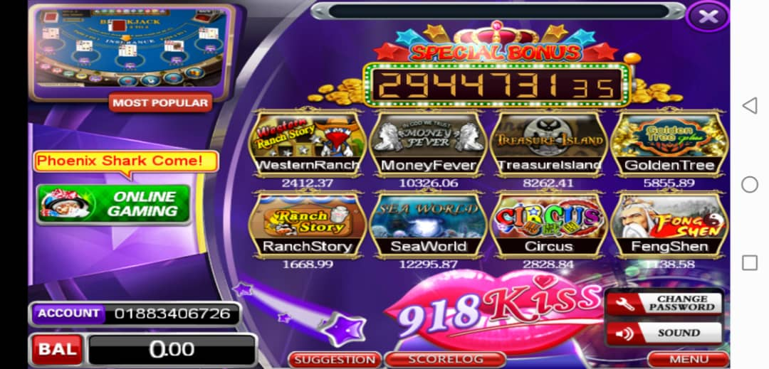 Final Conclusion for Sea World Online Slot in 918Kiss Malaysia Betting Site