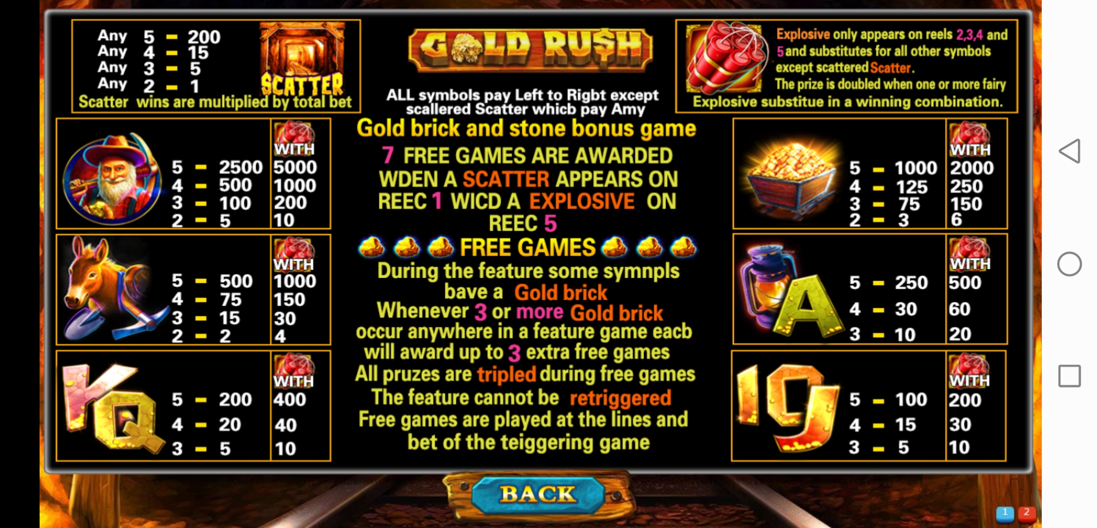 How To Play Gold Rush Mobile Slot in Mega888 Online Game