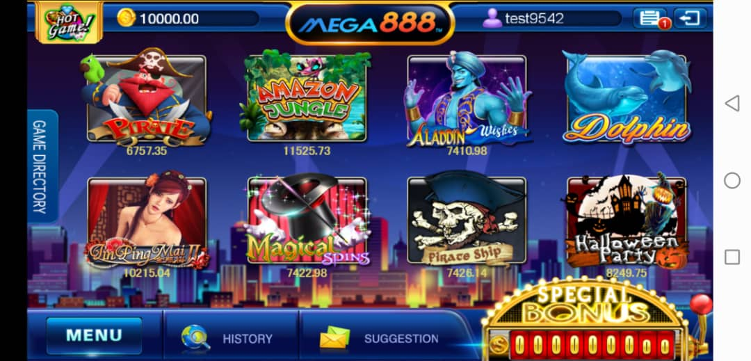 Final Thought of Amazon Jungle Online Slot in Mega888 Online Game Casino