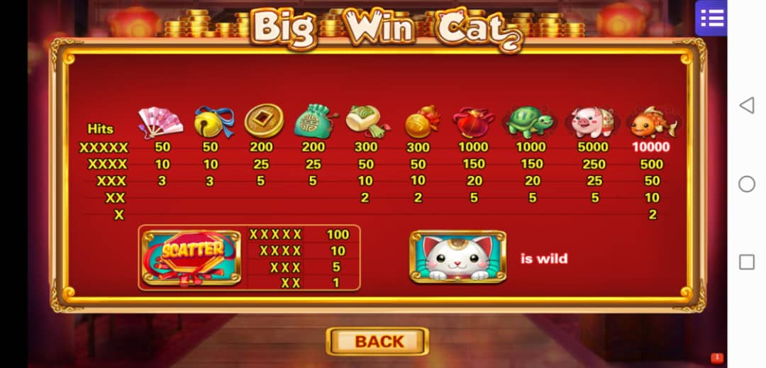Strategy To Win Big Win Cat Online Slot Game in Mega888 Mobile Download
