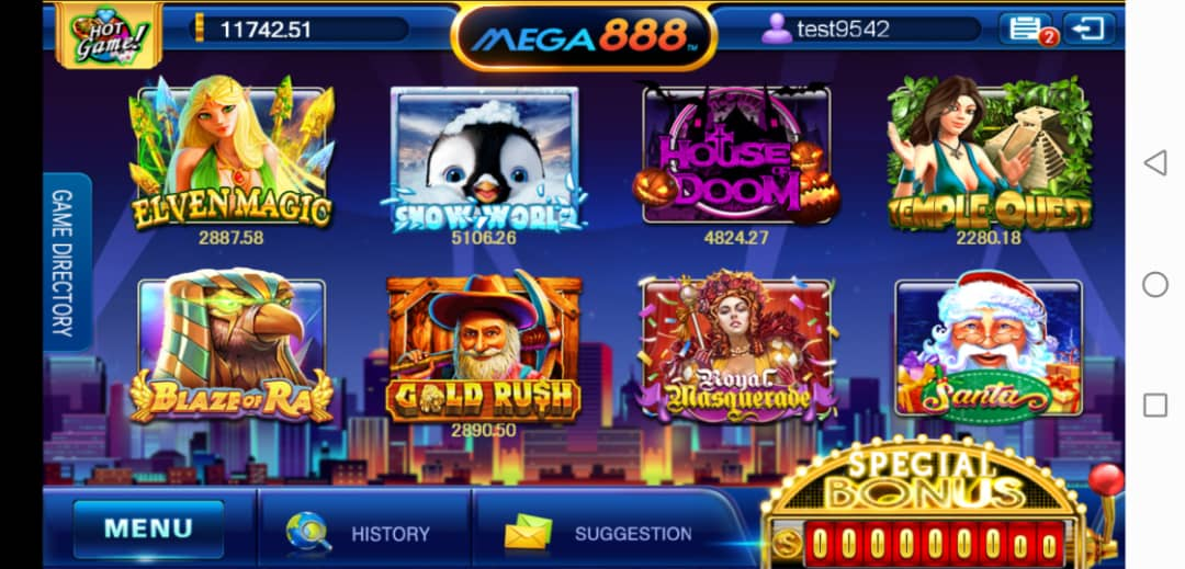 Final Thought of Elven Magic Online Slot in Mega888 Online Casino Malaysia