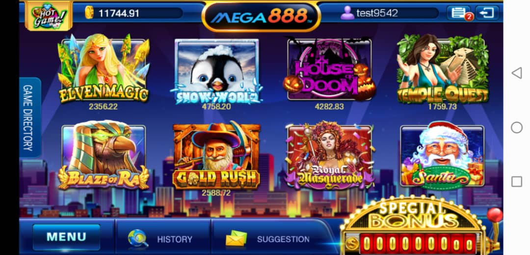 Verdict : Free Register with Liveslot77 To Claim Bonus To Free Play Royal Masquerade Online Slot in Mega888