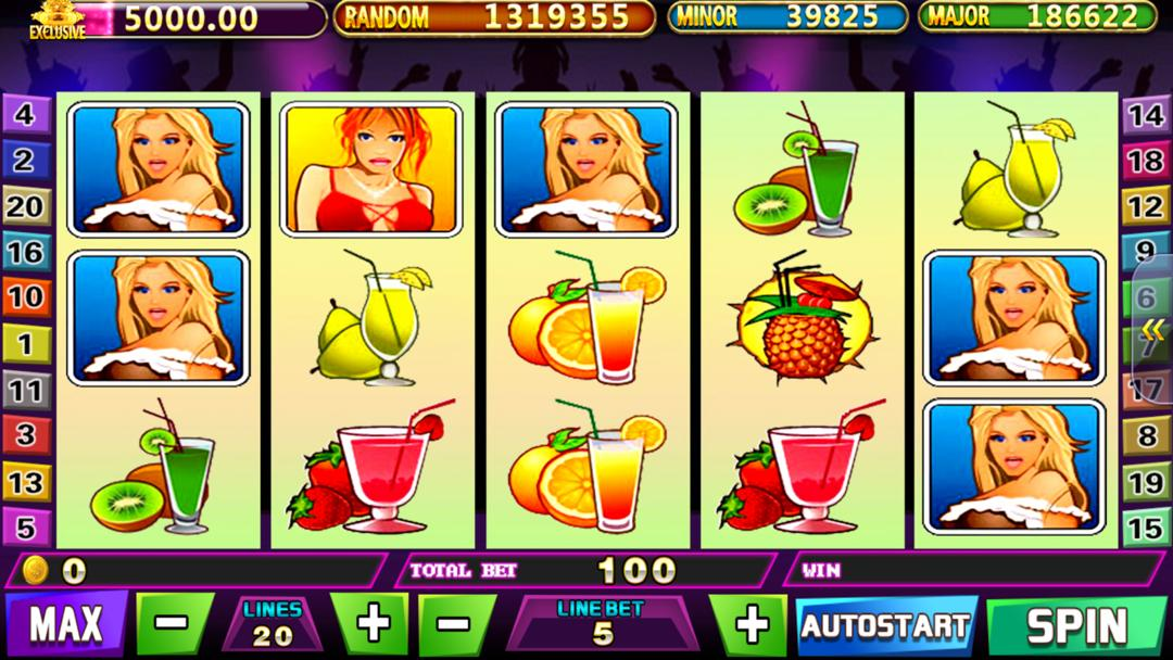 A Night Out Classic Slot in Pussy888 Free Download