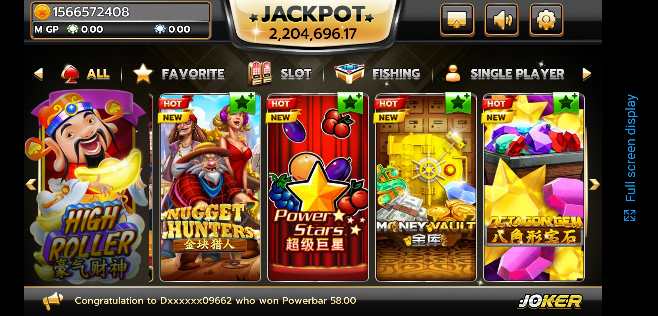 Register with Us Liveslot77 to Win Real Cash Money with Power Stars™ Slots