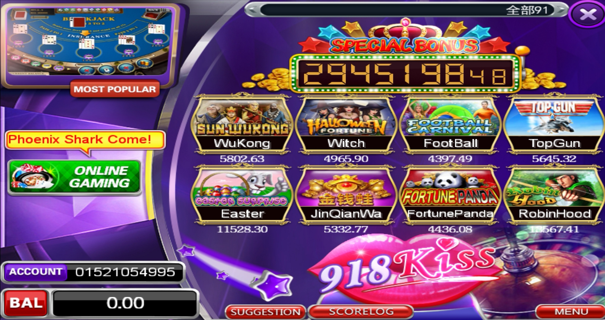 Play 918Kiss apk with Liveslot77 to Win More Cash