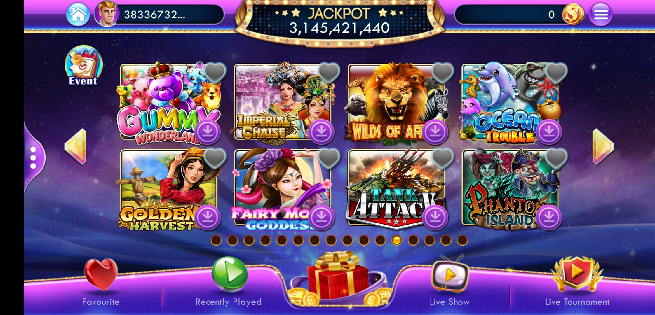 Live22 Login, Live22 Slot game, Live22 Casino, Live22 Download, Liveslot77